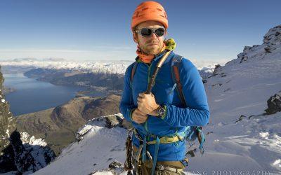 Draken partners with the New Zealand Alpine Team