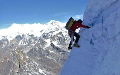 The New Zealand Alpine Team in Nepal