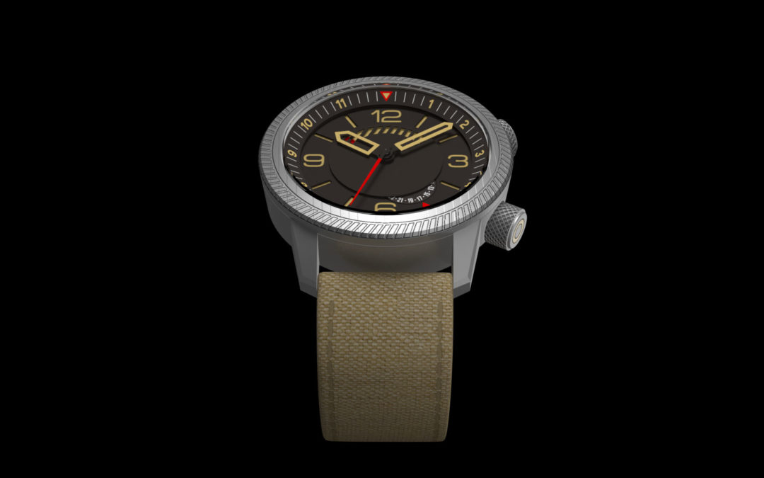 What's on the horizon for Draken Watches